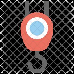 Crane Lifter Icon
