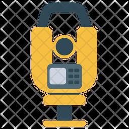 Crane Scale Icon