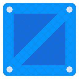 Crate Flat Icon