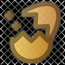 Creaked Egg Icon