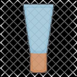 Cream in tube Icon