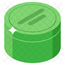 Cream Jar Icon