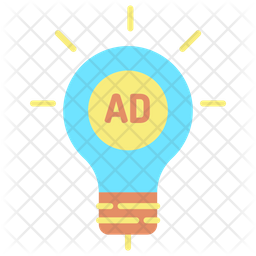 Creative Advertisement Icon