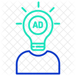 Creative Advertiser Icon