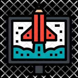 Creative Startup Icon
