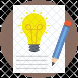 Creative Writing Icon