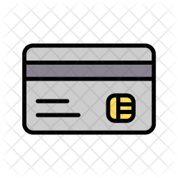 Credit Icon Of Colored Outline Style Available In Svg Png Eps Ai Icon Fonts