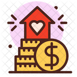 Credit Colored Outline Icon