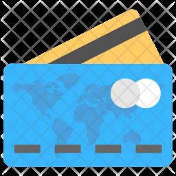Credit Card Logo Icon