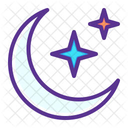 Crescent Icon
