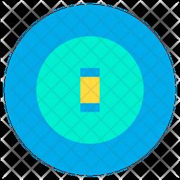 Cricket Field Icon