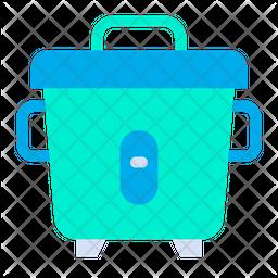 Crock Pot Icon