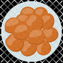 Croquettes Icon