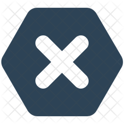 Cross Icon Of Flat Style Available In Svg Png Eps Ai Icon Fonts