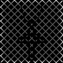 Cross Pendant Icon
