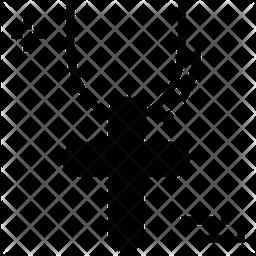Cross Pendent Icon