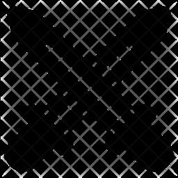 Cross Swords Icon