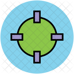 Crosshair Icon png