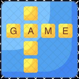 Crossword Game Icon