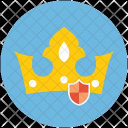 Crow shield Icon