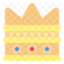 Crown Flat Icon