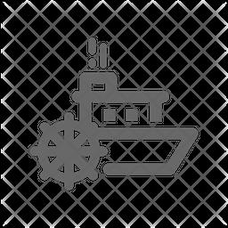 Cruise Wheel Icon
