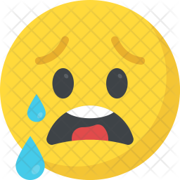 Crying Emoji Icon