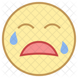 Crying face Icon