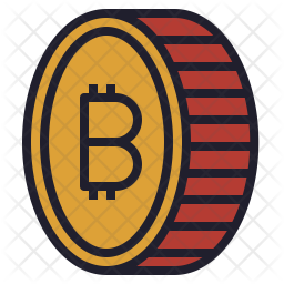 Cryptocurrency Bitcoin Icon