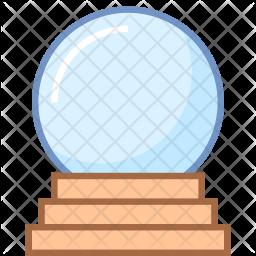 Crystal ball Icon