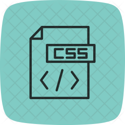 Css, Extension, Development, Coding Icon png