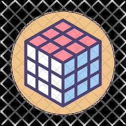 Cubing Icon