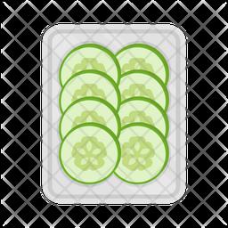 Cucumbers Icon