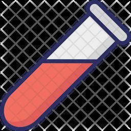 Culture tube Icon