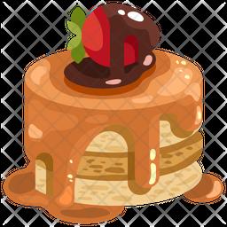 Cupcake Flat Icon