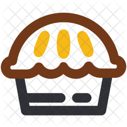 Cupcake, Dessert, Sweet, Bakery, Eat, Food, Bread Icon png