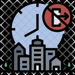 Curfew Icon