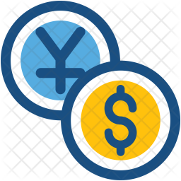 Currency Coins Icon
