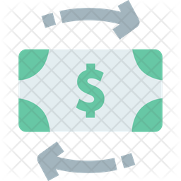 Currency Flow Icon