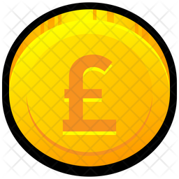 Currency pound Icon