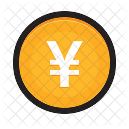 Currency Yen Icon Of Colored Outline Style Available In Svg Png Eps Ai Icon Fonts