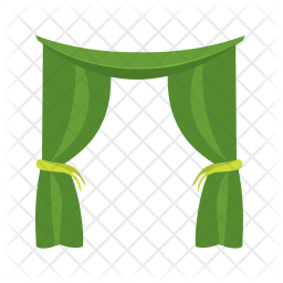 Curtains Icon