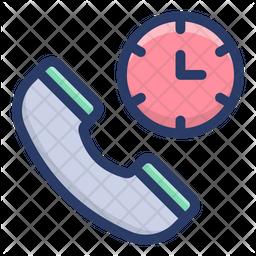 Customer Call Services Icon