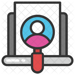 Customer Tracking Icon