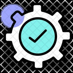 Customized Test Icon
