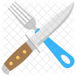 Cutlery Set Icon