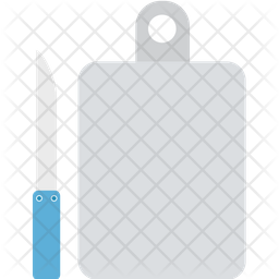 Cutting Board Icon