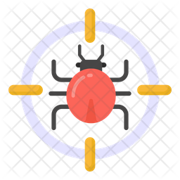 Cyber Target Icon