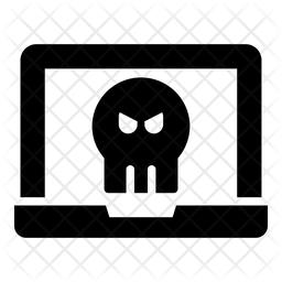 Cyber Virus Icon