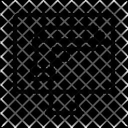 Cybercrime Line Icon